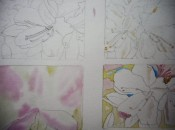 W.I.P.- Azaleas or Rhodedendrons not sure yet :)