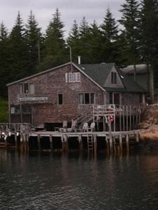 onsqueak Harbor Maine