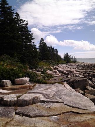 Grindstone Neck- Winter Harbor- Maine