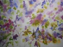 W.I.P. Lilacs at The Brown Library, Bradford,NH