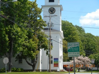 Church in Lymne NH