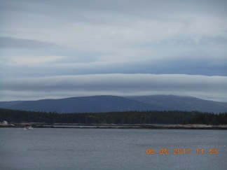 I think this is Mark Island- Cadilac Mount in back ground