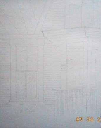 Drawing of 57 Bridge